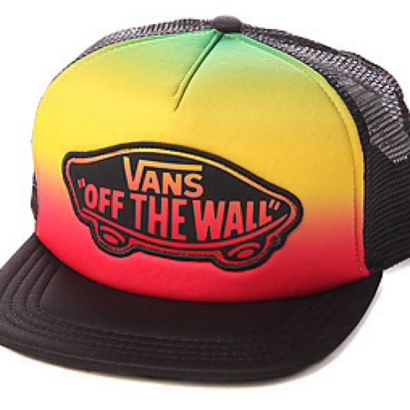 vans off the wall hat snapback
