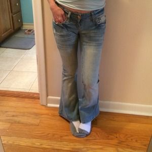 Used, HYDRAULIC JEANS denim jeans H2J for sale