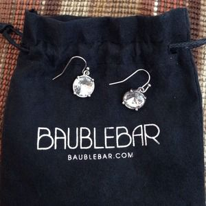 Bauble bar dangle earrings