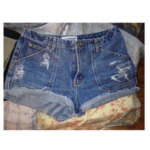 Denim - Shorts