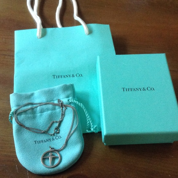 Tiffany & Co Manpower Necklace