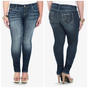 ⬇️⬇️TORRID | detailed skinnies