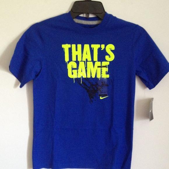 Nike Shirts \u0026 Tops   Nwt Nike Boys Kids