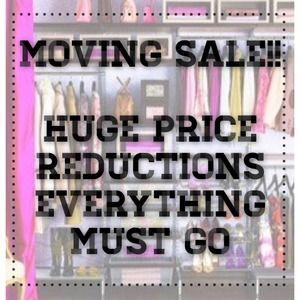 Other - 50-75% off! Closet liquidation!!!