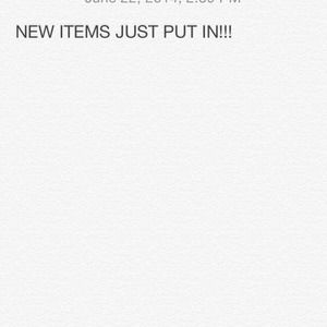 Dresses & Skirts - New items!!