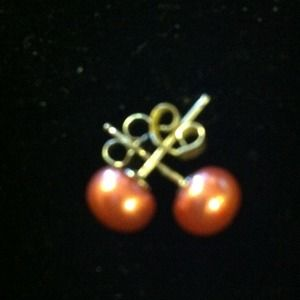 Jewelry - Sterling silver fresh water pearls