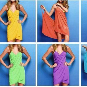 Dresses & Skirts - Flash Sale😘HP 7/8😘Beach wrap dress