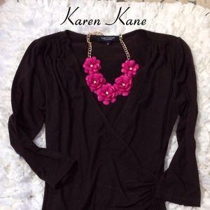 Karen Kane Top