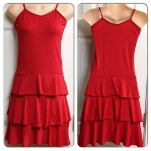 NWOT Flowy Summer dress XS-M