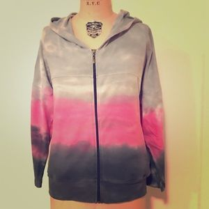 Pure Karma Multi Color Yoga Hoodie