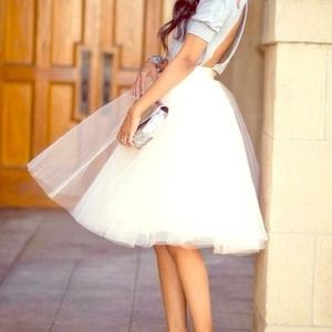 Dresses & Skirts - Cute Tulle Skirt