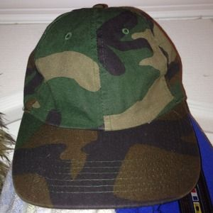 Army adjustable hat
