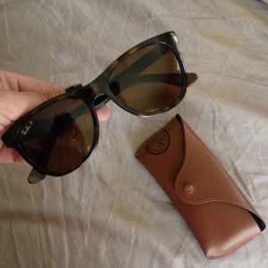 Ray-Ban Accessories - 🚫SOLD🚫Great condition polarized Ray Bans