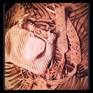 Crochet/Macrame Bag