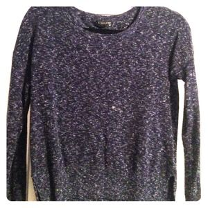 rag & bone lightweight blue sweater xs