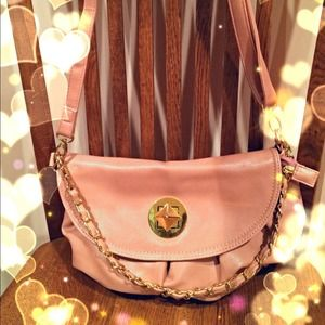 Cross body satchel
