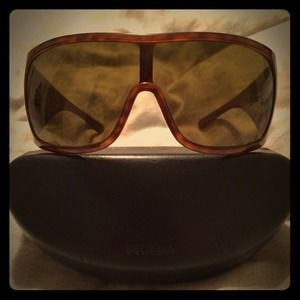 Prada Accessories - Prada sunglasses vintage