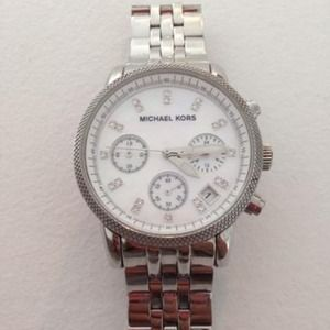  !Discounted! Michael Kors Chronograph Watch