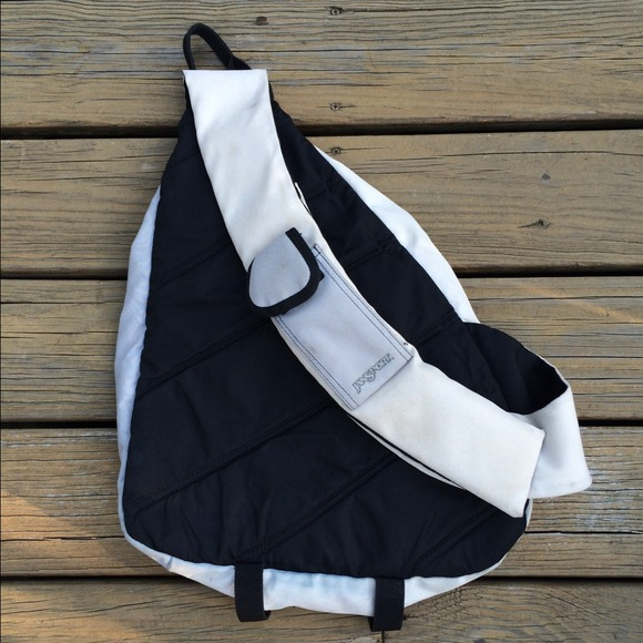 JanSport - Sold! JanSport One Strap Backpack from Codi's closet on ...