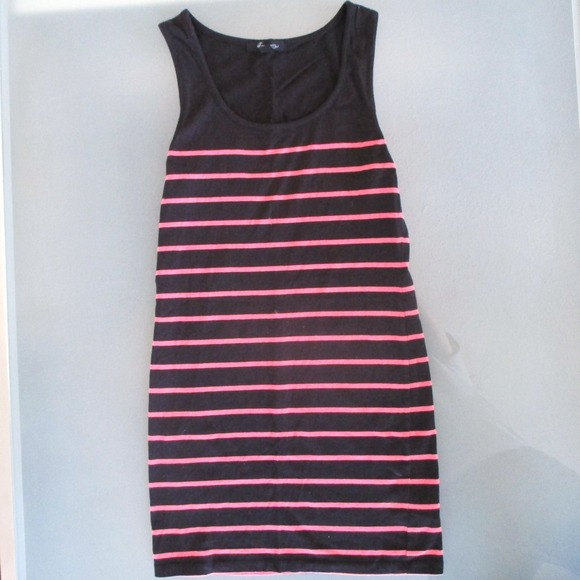 Forever 21 Dresses - Striped Bodycon Dress