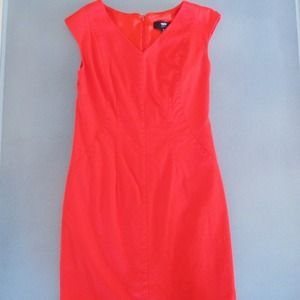 Mossimo Supply Co. Dresses & Skirts - Red form fitting dress