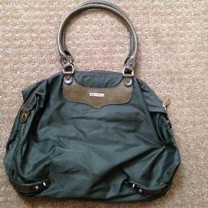 Rebecca Minkoff army green bag