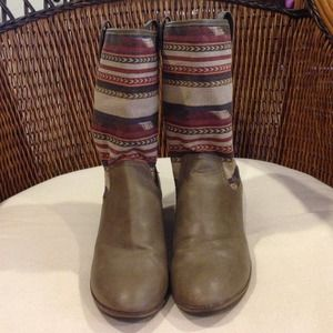Shoes - Tribal Boots