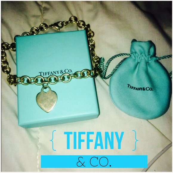 b6f8d36e0 Tiffany & Co. Jewelry | Just Reduced Tiffany Heart Necklace | Poshmark