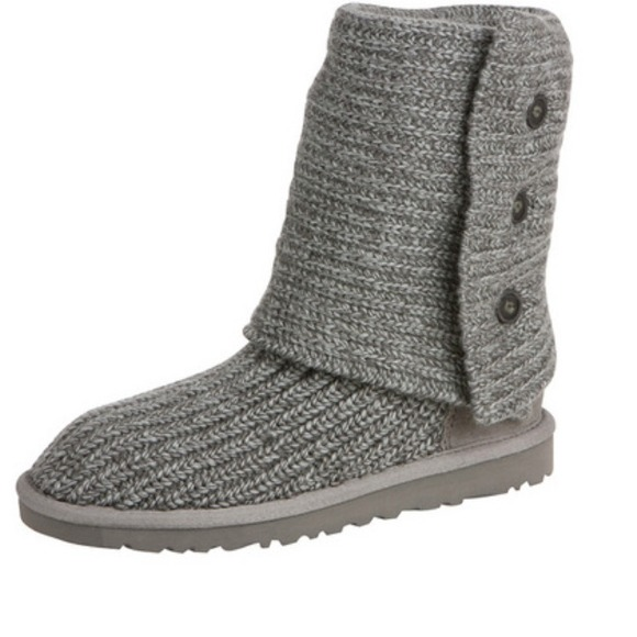 Knit Ugg Boots Mount Mercy University