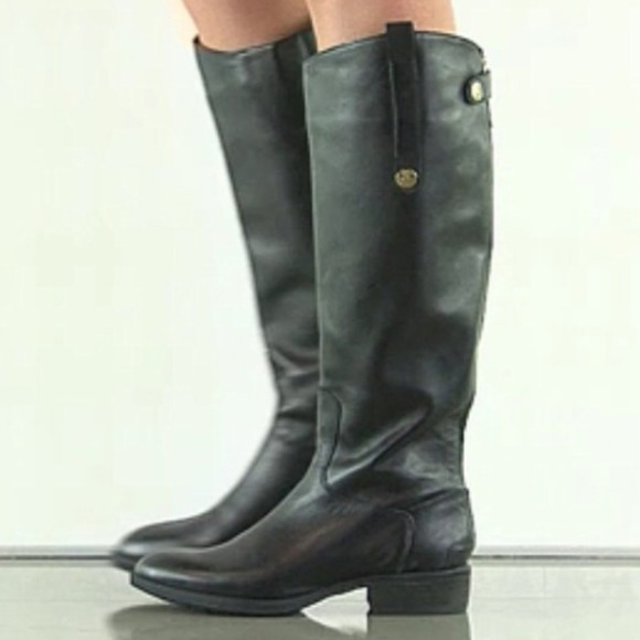 26d0335b643847 Sam Edelman Penny black riding boots. M 53ab6344fab83638ff0c64f0