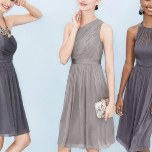 J Crew Bridesmaid Dresses In Store 89
