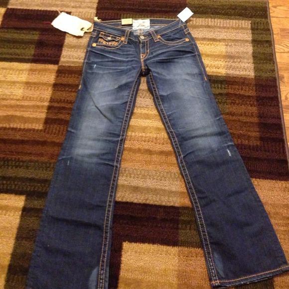 43% off Big Star Vintage Denim - Big Star Vintage Liv Jeans from ...