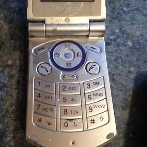 Pantech Accessories Very Small Flip Cell Phone Poshmark