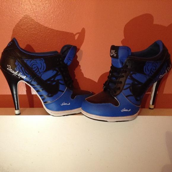 new style 17311 35ed1 Dead End Girl Nike Heels. M 53ac53f61b865a73ce0607d5