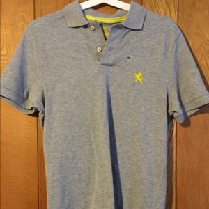 Express men's size xs grey polo never worn