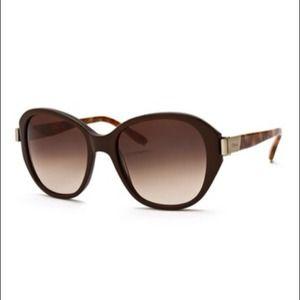 Chloe Sunglasses in Brown