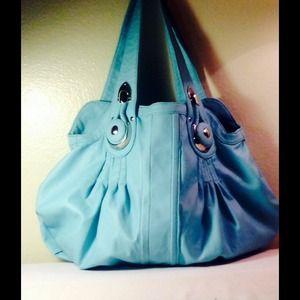 Handbags - New baby blue purse