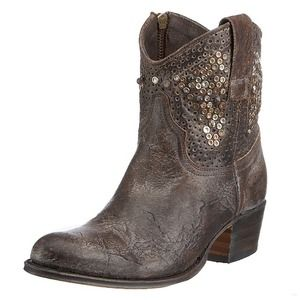 Frye Deborah Studded Ankle Boot