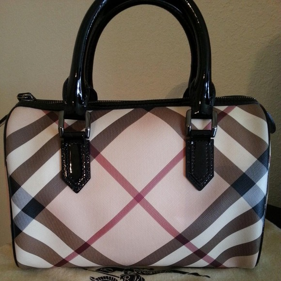 Burberry small speedy in new conditions preowned 17b0addad549d