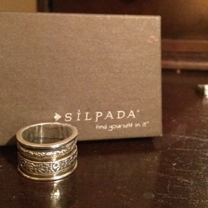 SILPADA SPINNER RING