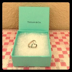 Authentic Tiffany & Co. Ring
