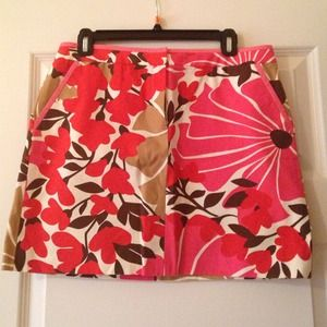 J crew mini skirt- size 8