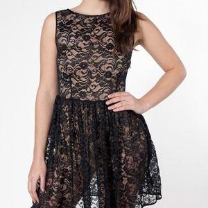 ☀️FLASHSALE☀️ Lace Dress+ Tribal Crop Top Bundle