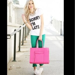 "New ""SORRY I'M LATE"" T-Shirt💞"