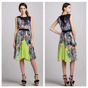 BCBGMaxAzria Dresses & Skirts - SALE 🎀 BCBGMaxAzria Sierra Pleated Dress