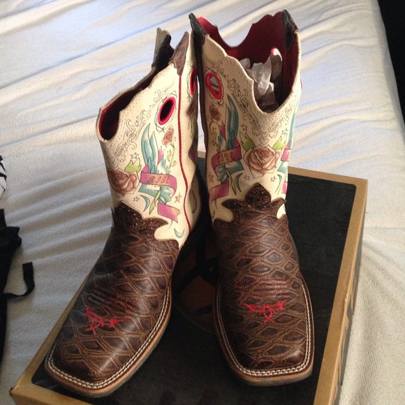 Ariat Rodeobaby Boots