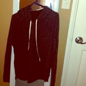 REDUCEDBrandy Melville RARE Layla hoodie