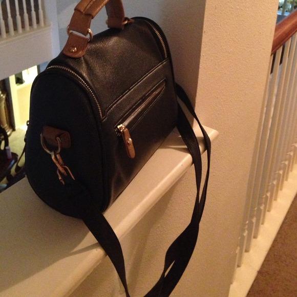 Bags - Black Satchel Purse Bag