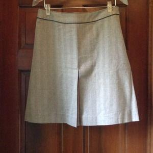 Isaac Mizrahi A-line skirt