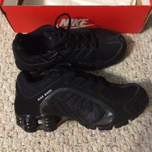 save off 914b1 39e83 sweden womens nike shox navina sparkle black 4b746 02b43